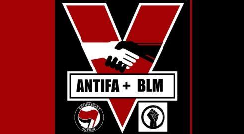 BLM & ANTIFA SHOCK TROOPS