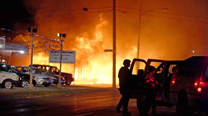 Kenosha Arson Riots